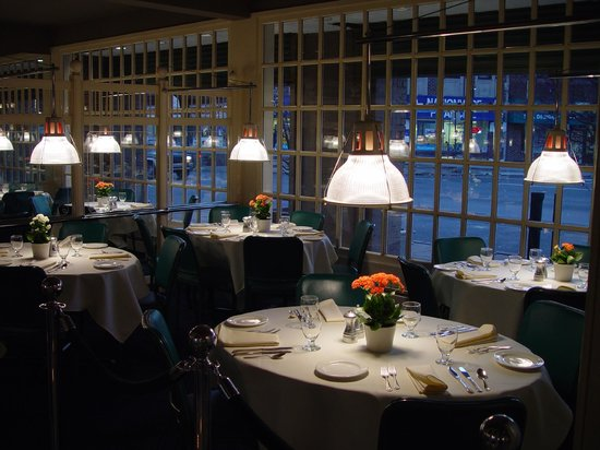 Upscale Restaurant Hiding In Foxchase Review Of