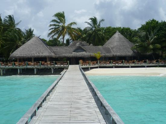 Kuramathi Island Resort: Laguna Bar