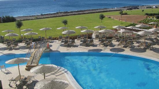 Elysium Resort & Spa: the pool