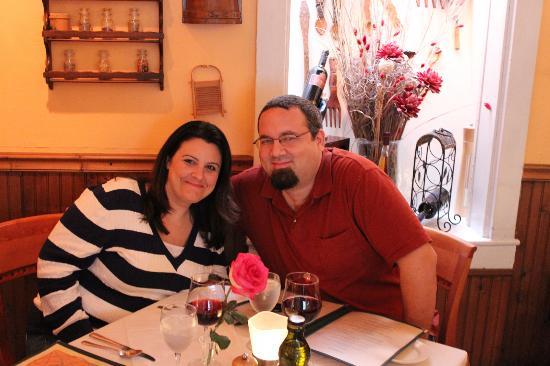 Mamma Luisa Restaurant : Anniversary Dinner