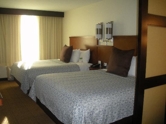 Hyatt Place UC Davis: Two Queen Beds