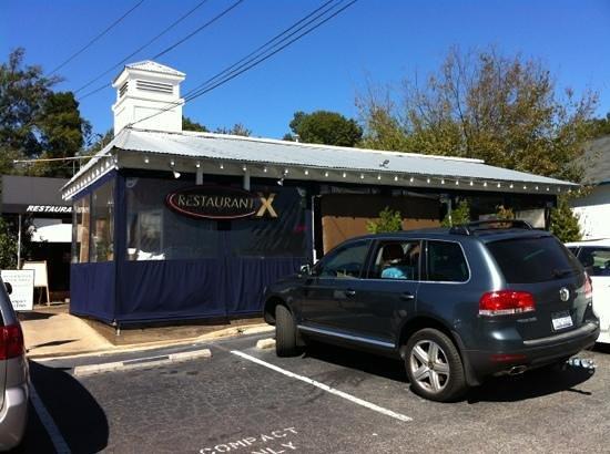 Restaurant X Picture Of Restaurant X Davidson Tripadvisor