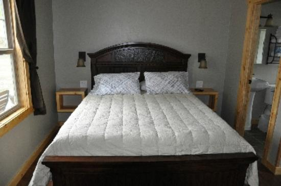 The Village at North Fork : Comfy memory foam mattress