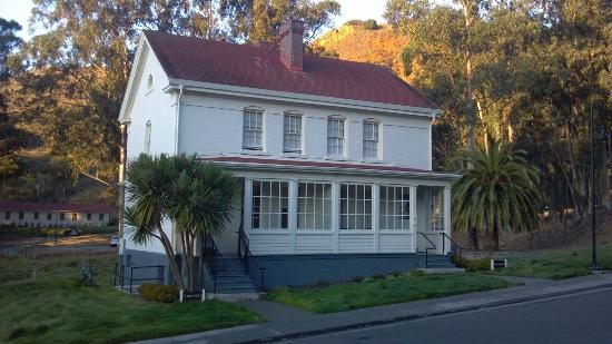 Cavallo Point: Our 1903 unit