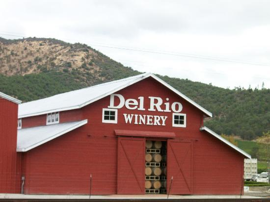 Gold Hill, ออริกอน: Del Rio Vineyards' Winery - established in 2004