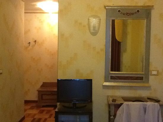 Hotel La Rosetta: camera