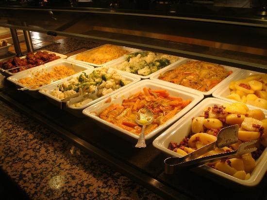 ClubHotel Riu Bambu: Food