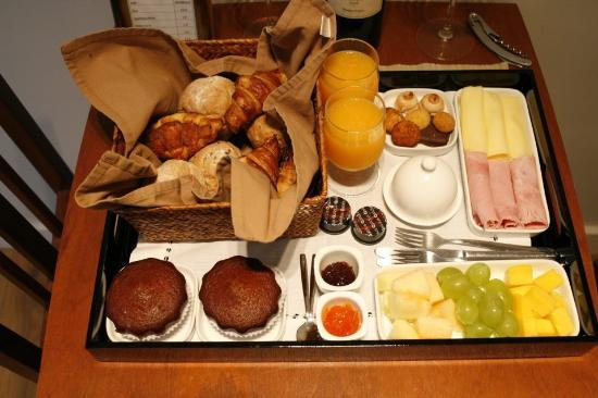 Casa Balthazar: Fabuleux petit-déjeuner