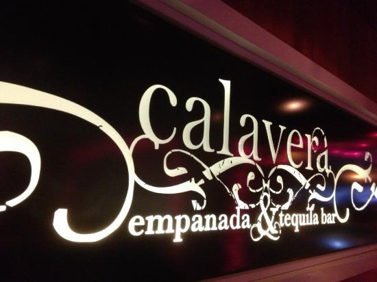 Calavela: Calavera Sign