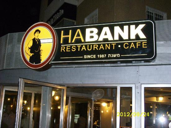 Front of HaBank