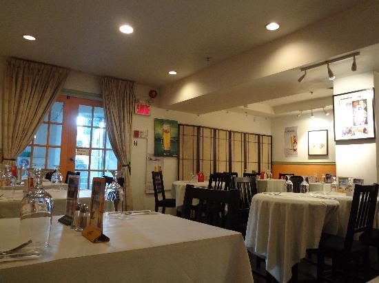 Restaurant Caravelle : salle