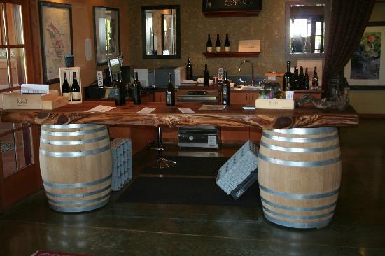 Robert Biale Vineyards: Biale interior