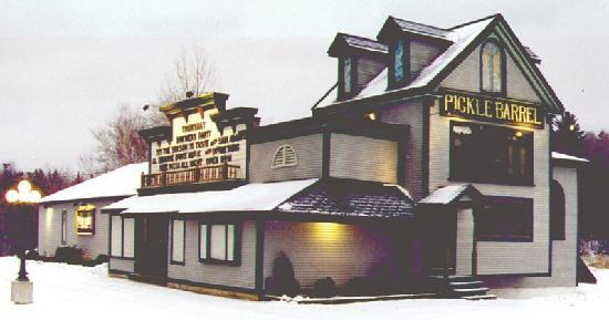 Killington, VT: The Pickle Barrel Nightclub