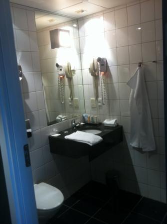 Radisson Blu Papirfabrikken Hotel, Silkeborg : bathroom