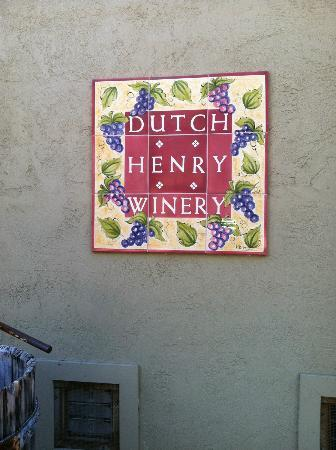 Dutch Henry Winery: Our visit to Dutch Henry