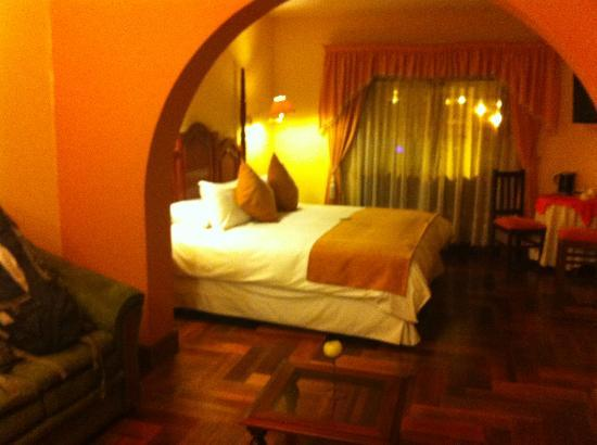 El Virrey Boutique Hostal: Master Suite