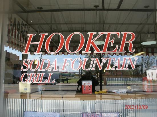 Hooker Soda Fountain & Grill
