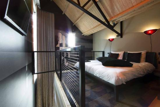 Room 21 by designers spijkers spijkers foto van mode for Design hotel 21