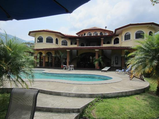 Villa Los Aires/Las Aguas Lodge: The Villa