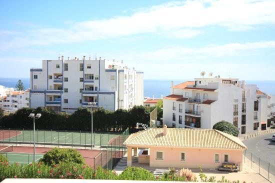 "Estrela da Luz: Partial ocean view marred by ""ugly"" apartments"