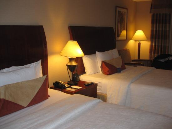 Hilton Garden Inn San Diego Del Mar: Two Queen Beds
