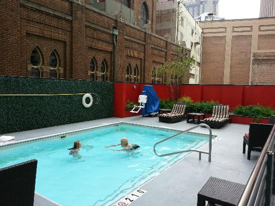 outdoor pool 3rd level picture of renaissance new orleans pere rh tripadvisor co za