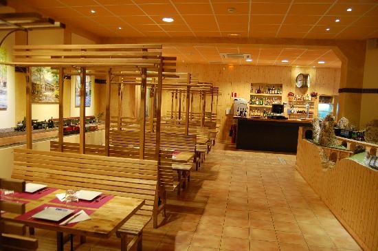 Trens Restaurant Tematic