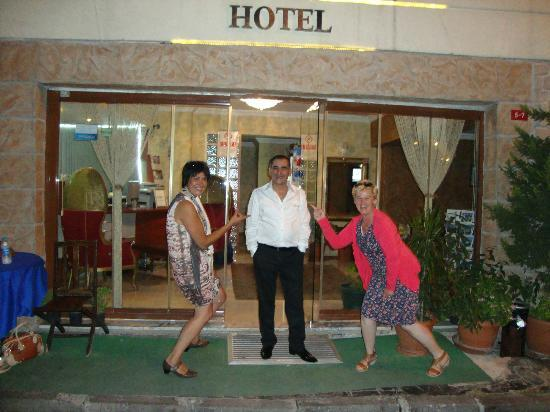 Sirma Sultan Hotel Istanbul: Roberto