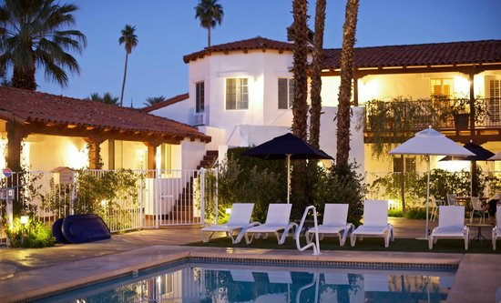 Pet Friendly Hotels In Palm Springs Ca