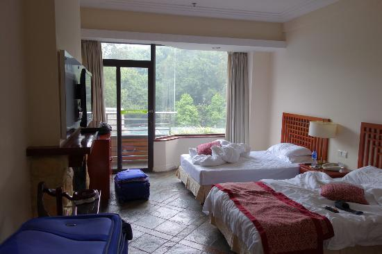 88 Park Hotel: hotel room