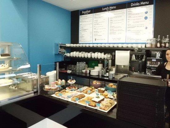 Waterford Crystal Cafe Omd Men Om Restauranger Tripadvisor