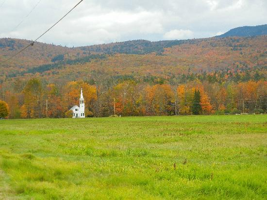 The Wolfeboro Inn: Colors in New Hampshire 2012