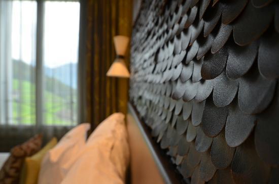 Hotel Villa Honegg: Room