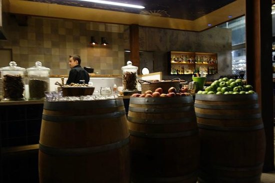 The Open Kitchen at Yona