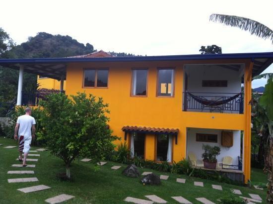 Isla Verde Hotel: cabins