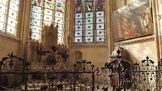 Abbaye de Saint-Ouen : St. Ouen's Abbey