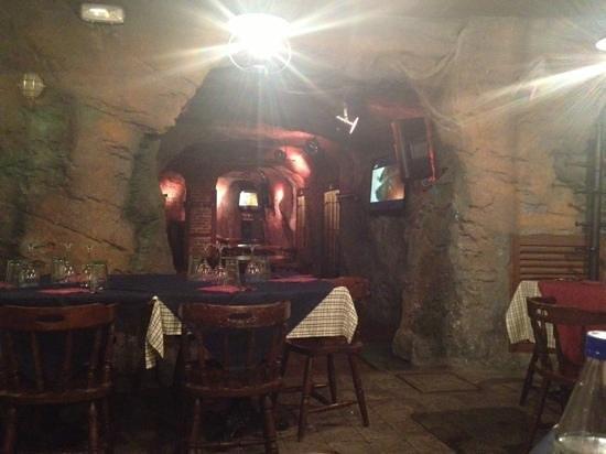 Casa Morlans: Restaurante