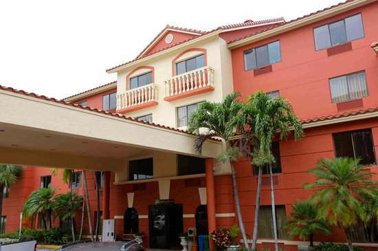 Best Western Plus Palm Beach Gardens Hotel & Suites & Conference Center: Hotel