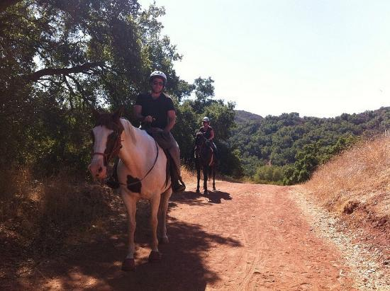 Ojai on Horseback - Oct 2012