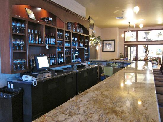 Bistro 42 : Bar area 2