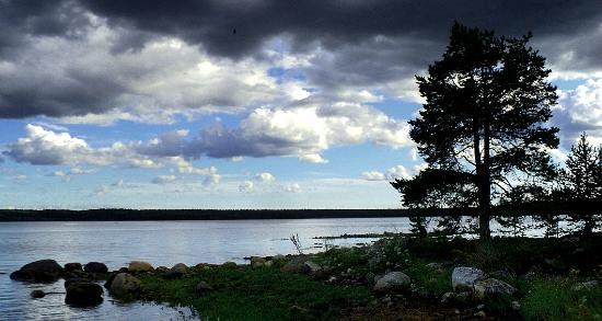 Chupa, Russia: Чупа. Беломорское побережье, 2012