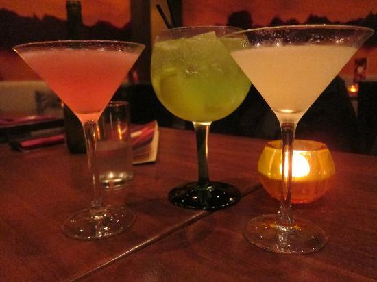 Koh Thai Tapas Boscombe: delicious cocktails