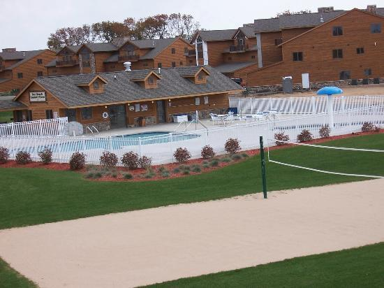Northern Bay Resort: Outdoor Pools