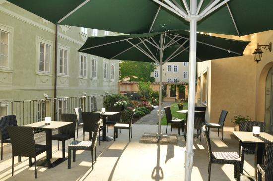 Appia Hotel Residences : Terasse