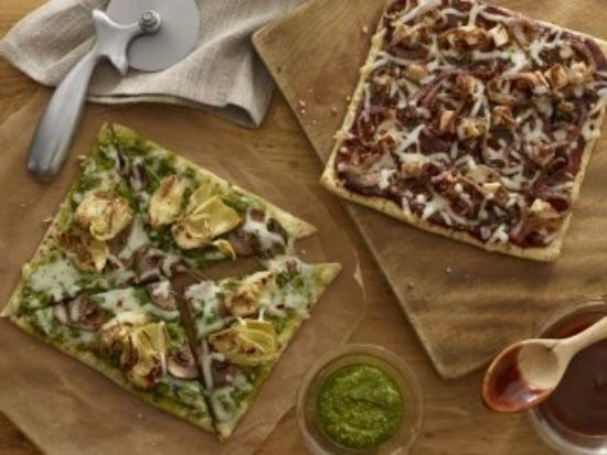 Hyatt Place Denver-South/Park Meadows: Fresh 24/7 Gallery Dining - Flatbread Pizzas