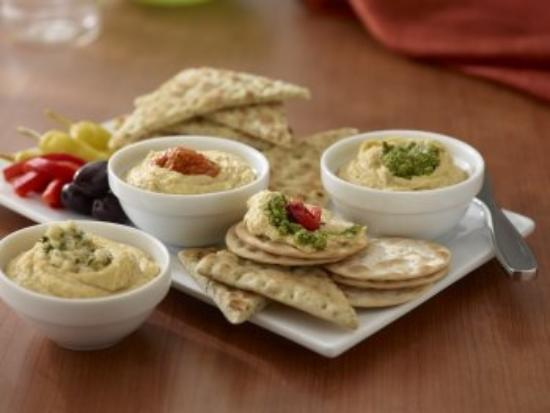 Hyatt Place Denver-South/Park Meadows: Fresh 24/7 Gallery Dining - Hummus Trio