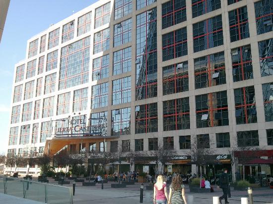 Hotel silken puerta castilla madrid picture of hotel - Exe central madrid ...