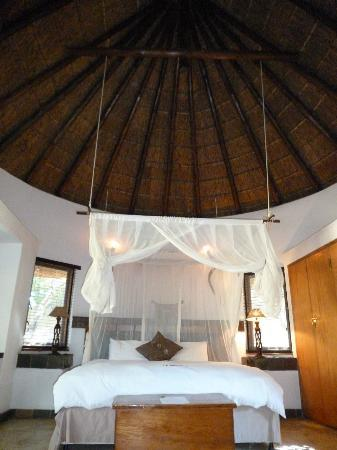 Serondella Game Lodge: Our room