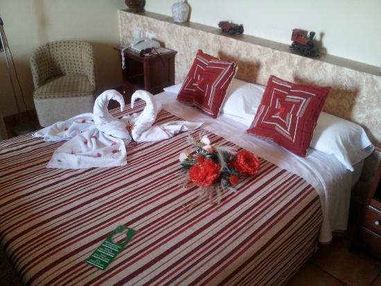 Abadia Hotel Granada: Suite 401