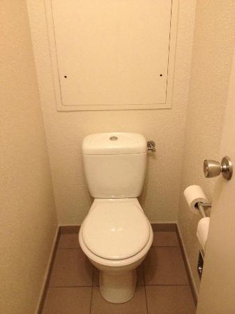 Novotel Orleans La Source : WC